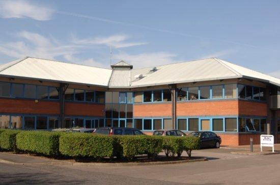 SAMSON Materials Handling Ltd. Headquarters in Ely, Great Britain