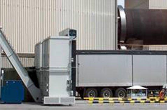 AUMUND Trailer Docking Station type TES