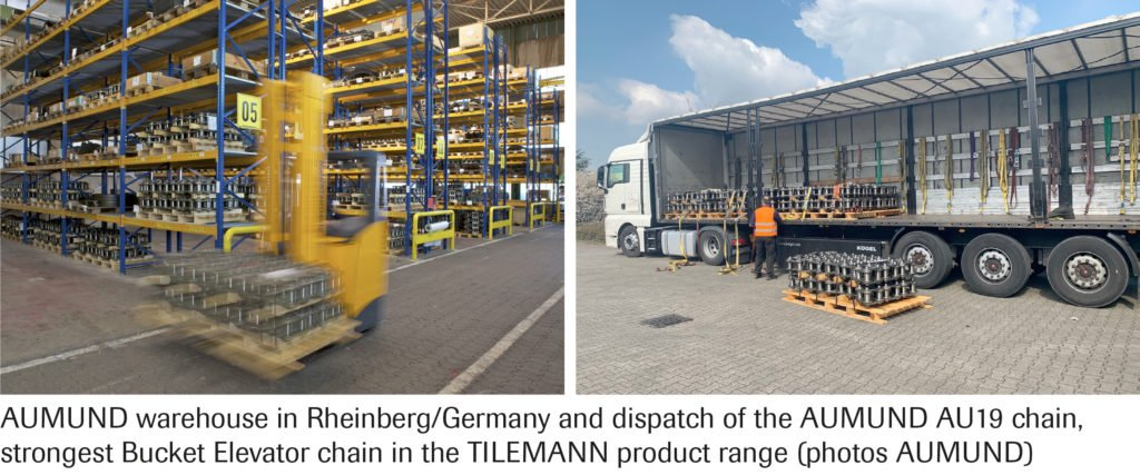 AUMUND_Warehouse and_Dispatch_of_the_AUMUND_AU19_chain