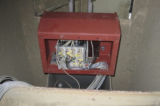 Field-test-in-a-Cement-Plant.-Chain-and-Buckets-wired-up-to-Measuring-Equipment_2
