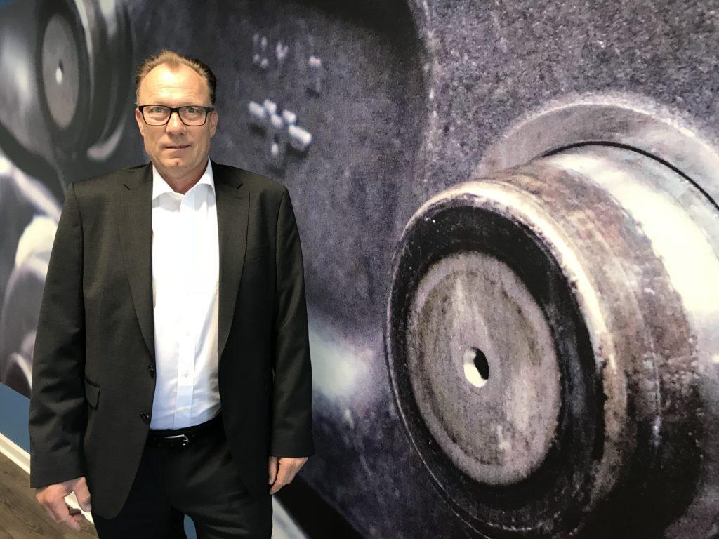 Robert Henry Morris, Head of PREMAS®, AUMUND After Sales Service (photo AUMUND)