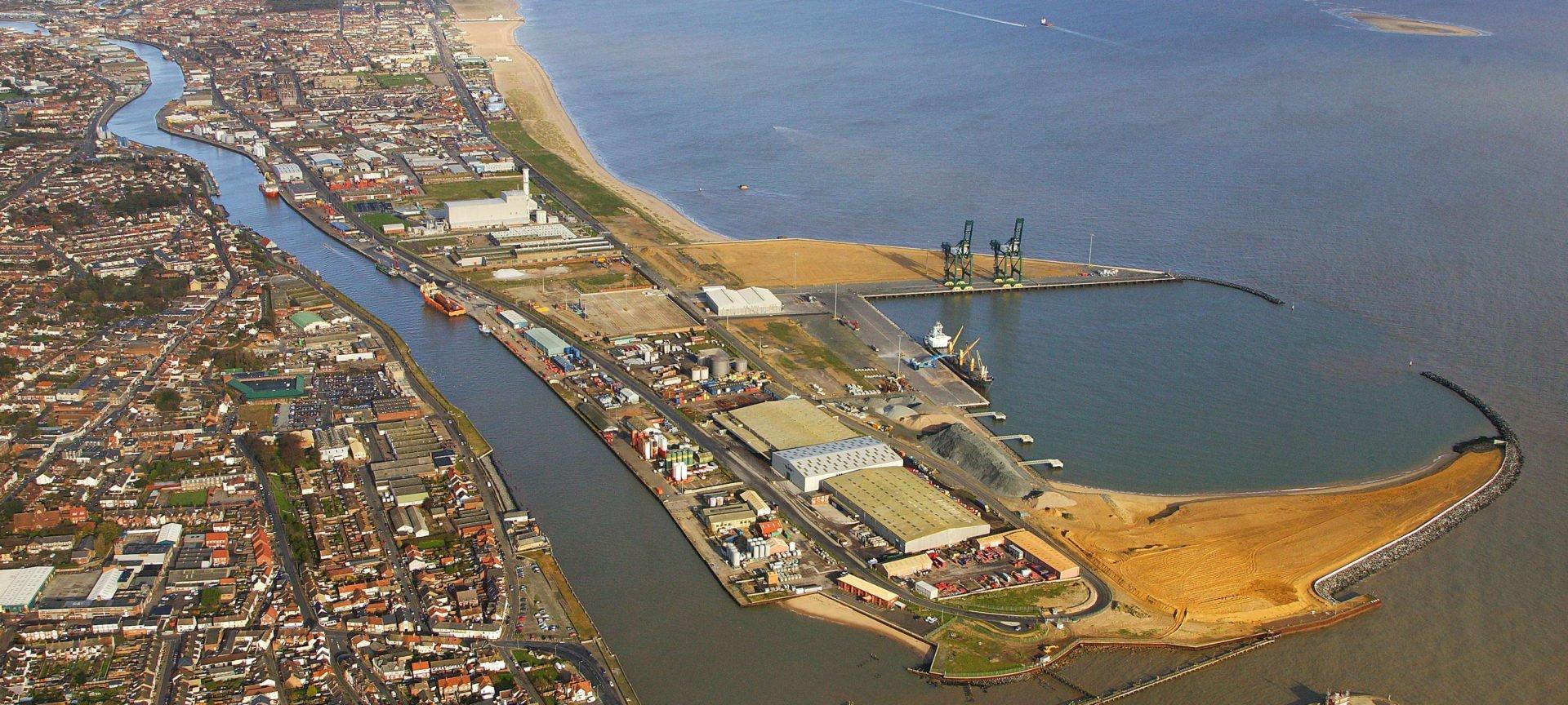 AUMUND Group Häfen und Verladung - Ports & Terminals