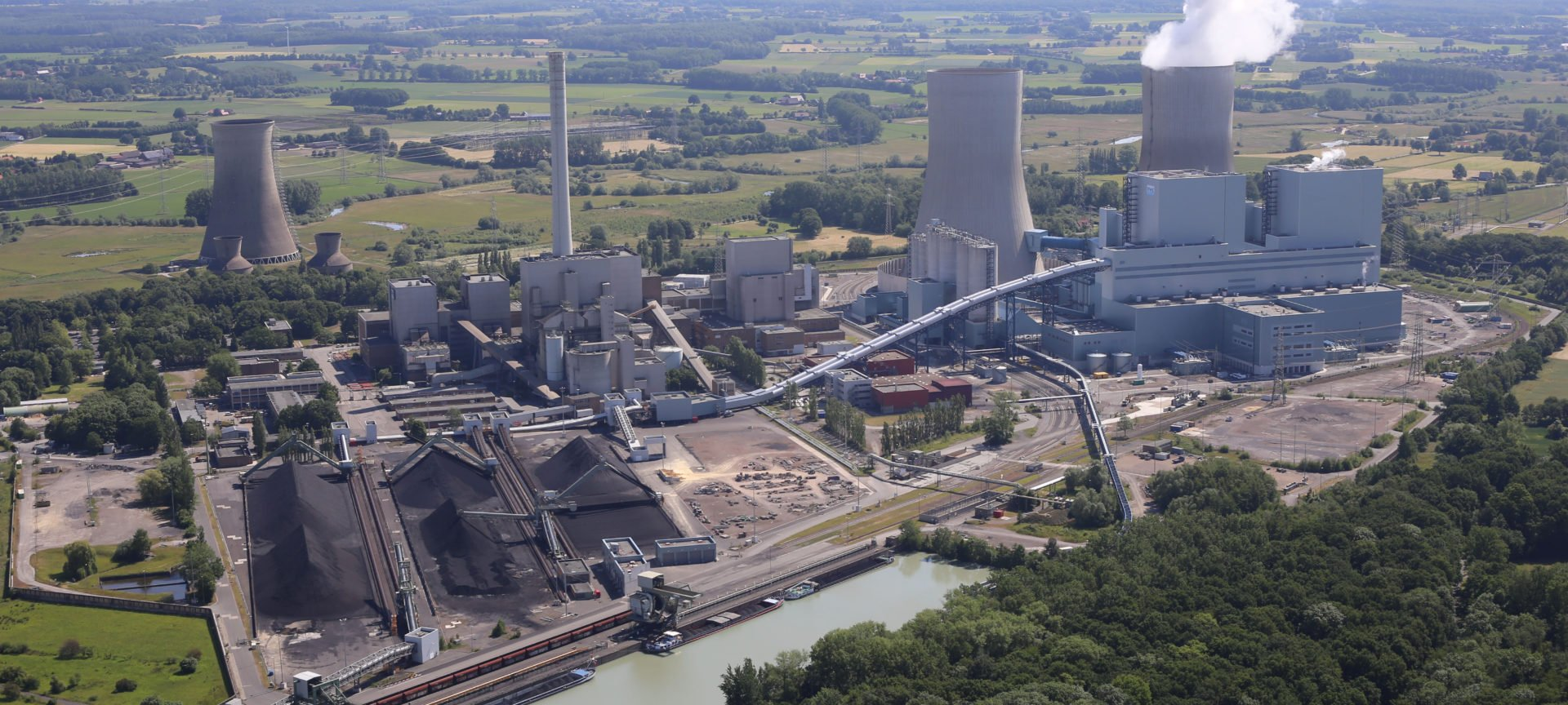 AUMUND Group Industrie Kraftwerke - Industry Power