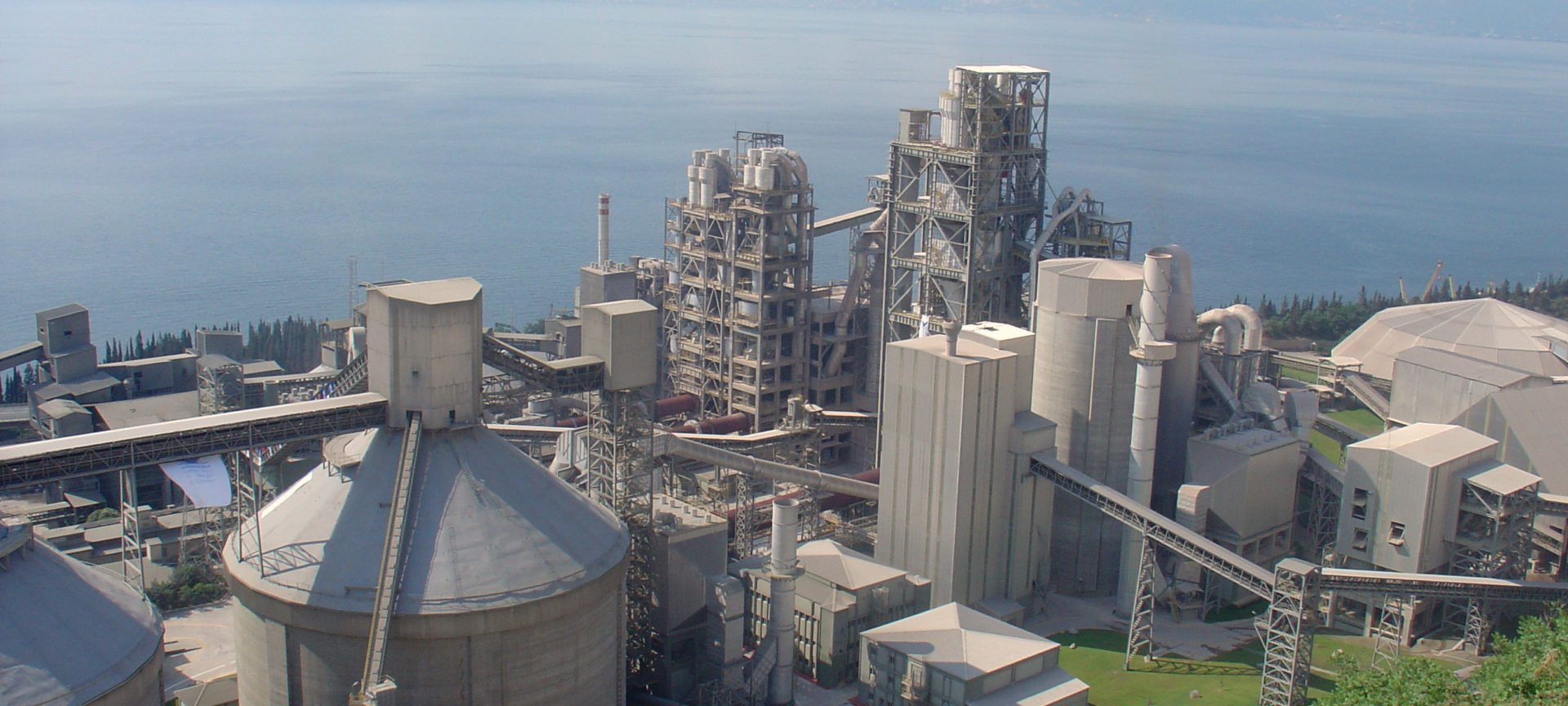 AUMUND Group Industrie Zement - Industry Cement, Nuh Çimento, Türkei