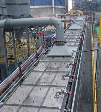 AUMUND Flat Plate Conveyor type FPB-K