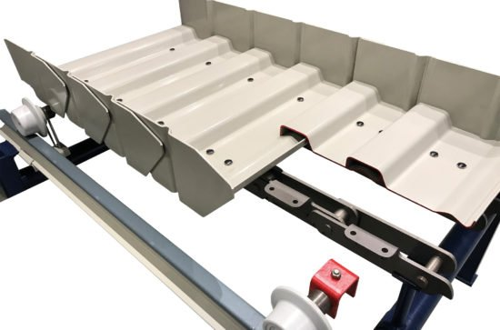 Pan Conveyor type KZB