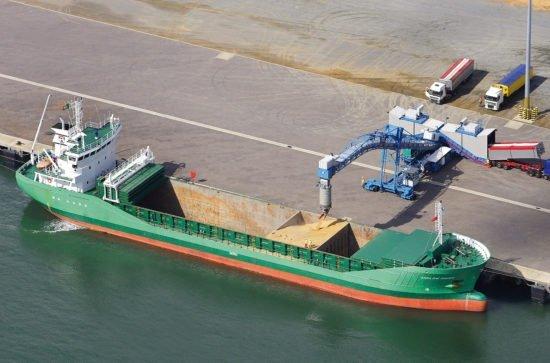 SAMSON Shiploader