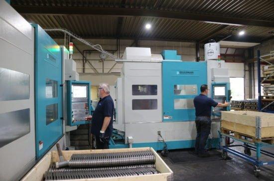 TILEMANN CNC Machining Centers