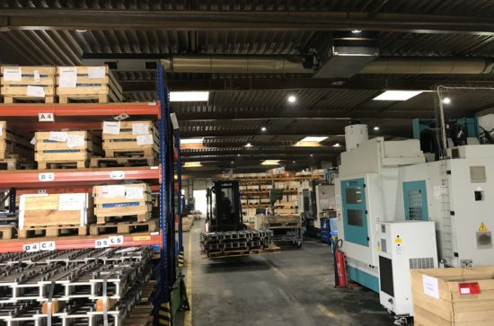 TILEMAMM Production Hall