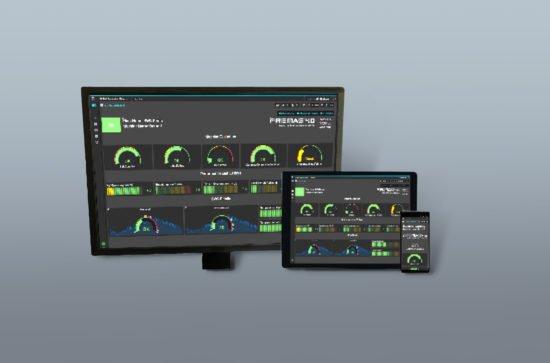 PREMAS® 4.0 IoT Box and Dashboard