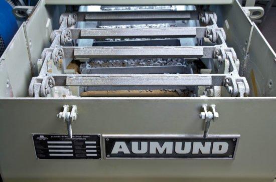AUMUND Chain Conveyor type TKF